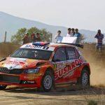 Emilio Fernández fue octavo en el Gran Premio de Ovalle del RallyMobil