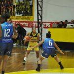 Gimnástico tomó el liderato de la Liga Nacional de Básquetbol Femenino