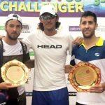 Hans Podlipnik y Andrej Martin  se titularon campeones de dobles del Challenger de Almaty