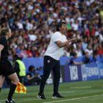 """Jose Letelier: """"Las jugadoras entregaron el máximo de sus posibilidades"""""""