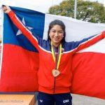 Chile ganó cinco medallas en la primera jornada del Sudamericano Sub 20 de Atletismo