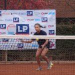 Con éxito se realizó la segunda fecha de la Liga Escolar Femenina de Tenis 2019