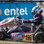Nicolás Pino competirá en la World Series Karting (WSK) y FIA Karting