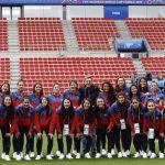 Se acabó la espera: La Roja Femenina debuta este martes en el Mundial enfrentando a Suecia