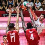 Selección Chilena de Volleyball Masculino cayó ante Cuba y jugará por el bronce de la Copa Panamericana