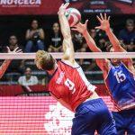 Selección Chilena de Volleyball Masculino jugará la Challenger Cup 2019