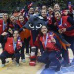 Chile se queda con la medalla de bronce del Premundial U16 de Básquetbol Femenino
