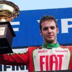 Benjamín Hites logró su primer podio en el Top Race Series de Argentina