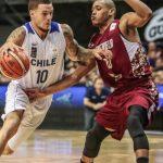 Chile conoció a sus rivales para las eliminatorias Americup 2021
