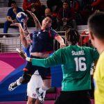 Chile debutó en el handball de Lima 2019 con un triunfo ante Cuba