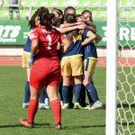 Everton se quedó con el triunfo en el clásico porteño del fútbol femenino