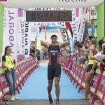 Felipe Barraza ganó el triatlón olímpico Memorial Onditz de España