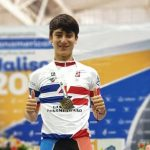 Jacob Decar ganó medalla de oro en el Panamericano Juvenil de Ciclismo