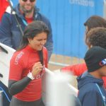 Jessica Anderson avanzó a la tercera ronda del repechaje en el surf de Lima 2019