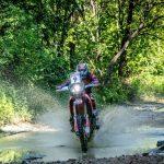 José Ignacio Cornejo se acerca a los top ten del Rally de la Seda