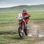 José Ignacio Cornejo finaliza sexto en la cuarta etapa del Rally de la Seda