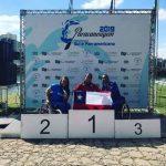 Chile ganó 11 medallas en el Sudamericano y Panamericano de Paracanotaje