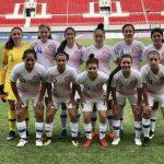 La Roja Femenina Sub 17 empató ante Tailandia en cuadrangular internacional