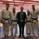 Finalizó la participación chilena en el Grand Prix de Judo en Montreal