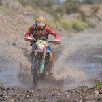 Matteo de Gavardo ocupó la posición 39 en una nueva jornada de los Six Days