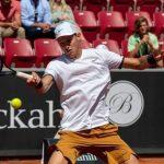 Nicolás Jarry se despidió del ATP 250 de Winston-Salem en la primera ronda