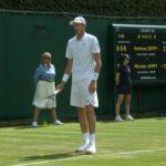 Nicolás Jarry cayó en la primera ronda de Wimbledon