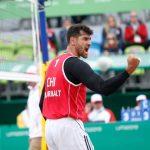Primos Grimalt avanzan a los cuartos de final del volleyball playa en Lima 2019