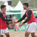 Los Primos Grimalt se instalan en la final del volleyball playa de Lima 2019
