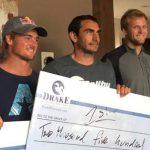 Rodrigo Miranda ganó torneo internacional de esquí náutico en Orlando