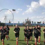 La Roja Femenina Sub 17 prepara su partido ante Tailandia en cuadrangular chino