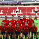 La Roja Femenina Sub 17 cayó ante Nueva Zelanda en cuadrangular internacional