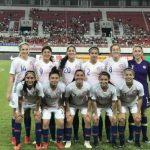 La Roja Femenina Sub 17 cae ante China en el cierre del Cuadrangular de Weifang