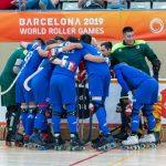 Selección Chilena Masculina de Hockey Patín jugará por el séptimo lugar en los World Roller Games