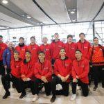 Chile cerró la fase de grupos del Sudamericano Sub 14 de Básquetbol Masculino con una derrota ante Brasil