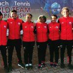 Chile sumó su primer triunfo en el Mundial por Equipos de Tenis Playa