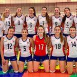 Selección U18 de Volleyball Femenino gana medalla de plata en torneo estadounidense
