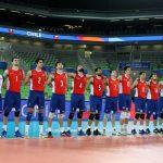 Chile cayó ante Eslovenia en el inicio de la Challenger Cup de Volleyball Varones