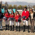 Jinetes del Club Universidad Católica viajarán al Mundial de Clubes de Salto Ecuestre