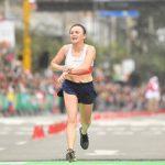Verónica Angel fue décima en el maratón femenino de Lima 2019