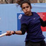 Antonia Vergara es la primera ganadora del Round Robin de 16 años