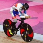 Este lunes comenzó la participación chilena en el Para Ciclismo de Pista de Lima 2019