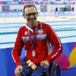 Alberto Abarza cerró su actuación en Lima 2019 ganando su quinta medalla