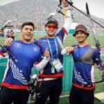 Chile se instala en la final por equipos del tiro con arco en Lima 2019