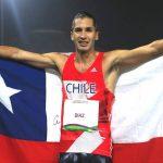 Carlos Díaz ganó medalla de bronce en el atletismo de Lima 2019