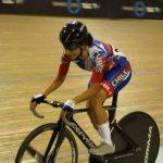 Catalina Soto gana medalla de plata en el Mundial Juvenil UCI de Ciclismo Pista
