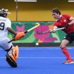 La Roja Masculina de Hockey Césped avanza a semifinales en Lima 2019