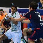 Chile cayó ante Arabia Saudita en el cierre de la fase de grupos del Mundial Juvenil Masculino de Handball