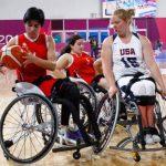 Chile derrotó a Perú en el básquetbol en silla de ruedas de Lima 2019