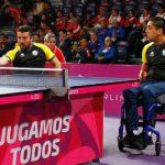 El Para Tenis de Mesa le entrega a Chile la octava medalla de oro en Lima 2019