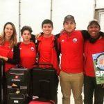 Este viernes finalizó la participación chilena en el Mundial Juvenil de Tiro con Arco